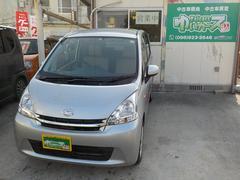 沖縄の中古車 ダイハツ ムーヴ 車両価格 46万円 リ済込 平成24年 7.3万K シルバーM