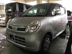 沖縄の中古車 日産 モコ 車両価格 20万円 リ済込 平成18年 11.9万K シルバー