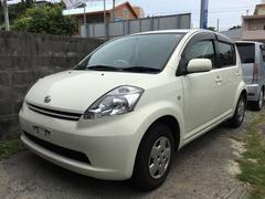 沖縄の中古車 ダイハツ ブーン 車両価格 19万円 リ済込 平成18年 8.8万K ホワイト