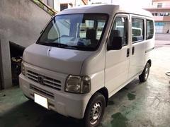 うるま市 AUTO GARAGE904 ホンダ アクティバン SDX オートマ エアコン ホワイト 17.1万K 平成15年