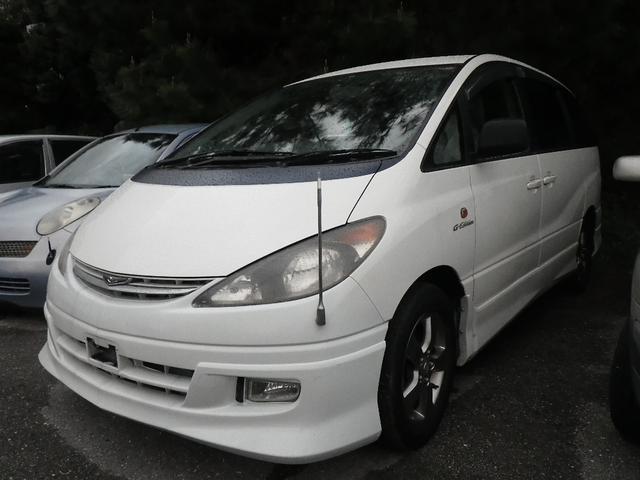 沖縄県の中古車 トヨタ エスティマのオススメ