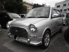 沖縄の中古車 ダイハツ ミラジーノ 車両価格 22万円 リ済込 平成14年 11.0万K シルバー