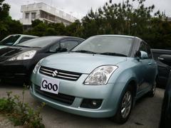 沖縄の中古車 スズキ スイフト 車両価格 25万円 リ済込 平成19年 7.5万K ブルー