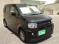 沖縄の中古車 三菱 eKスポーツ 車両価格 49万円 リ済込 平成22年 9.9万K ブラックM