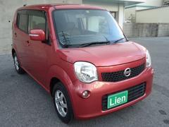 沖縄の中古車 日産 モコ 車両価格 53万円 リ済込 平成23年 9.3万K ピンクM
