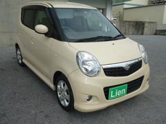 沖縄の中古車 スズキ MRワゴン 車両価格 39万円 リ済込 平成21年 8.5万K ベージュM