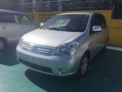 沖縄の中古車 トヨタ ラウム 車両価格 37万円 リ済込 平成20年 6.3万K シルバー