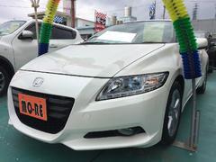 沖縄の中古車 ホンダ CR−Z 車両価格 104万円 リ済込 平成22年 6.1万K パール