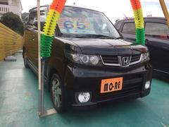 沖縄の中古車 ホンダ ゼストスパーク 車両価格 65万円 リ済込 平成22年 7.7万K ブラック