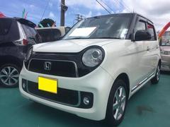沖縄の中古車 ホンダ N−ONE 車両価格 72万円 リ済込 平成25年 9.8万K パールII