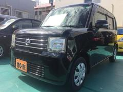 沖縄の中古車 ダイハツ ムーヴコンテ 車両価格 52万円 リ済込 平成21年 8.3万K ブラック