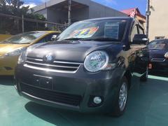 沖縄の中古車 トヨタ シエンタ 車両価格 44万円 リ済込 平成20年 8.5万K グレー