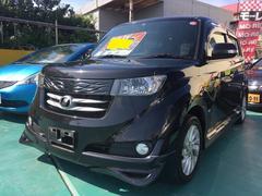 沖縄の中古車 トヨタ bB 車両価格 55万円 リ済込 平成20年 3.1万K ブラック