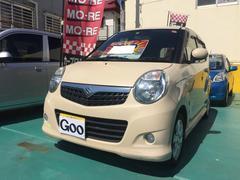 沖縄の中古車 スズキ MRワゴン 車両価格 52万円 リ済込 平成21年 6.6万K ベージュ