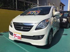 沖縄の中古車 スズキ セルボ 車両価格 30万円 リ済込 平成20年 8.9万K パールホワイト