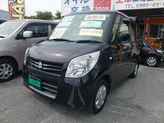 沖縄の中古車 スズキ パレット 車両価格 44万円 リ済込 平成20年 12.0万K ミステリアスバイオレットパール