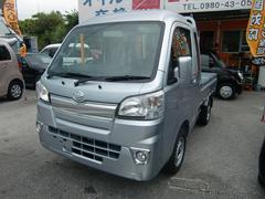 沖縄の中古車 ダイハツ ハイゼットトラック 車両価格 104万円 リ未 新車  シルバー