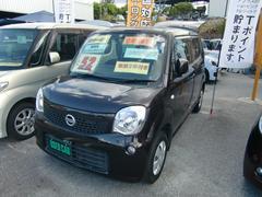 沖縄の中古車 日産 モコ 車両価格 47万円 リ済込 平成24年 9.4万K アーバンブラウンPM