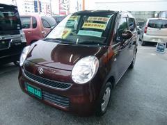 沖縄の中古車 スズキ MRワゴン 車両価格 32万円 リ済込 平成21年 9.6万K マルーンブラウンパール