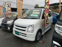 沖縄の中古車 スズキ ワゴンR 車両価格 32万円 リ済込 平成20年 9.4万K パールホワイト
