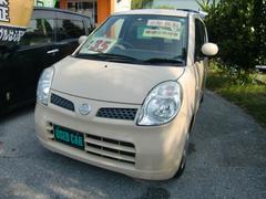 沖縄の中古車 日産 モコ 車両価格 32万円 リ済込 平成21年 9.1万K ミルクティーベージュM