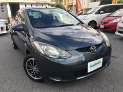 沖縄の中古車 マツダ デミオ 車両価格 49万円 リ済別 平成20年 9.2万K ガンM