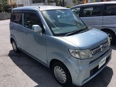 沖縄の中古車 ホンダ ゼスト 車両価格 39万円 リ済別 平成19年 6.2万K シリウスブルーメタリック