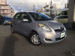 沖縄の中古車 トヨタ ヴィッツ 車両価格 56万円 リ済別 平成22年 6.0万K ライトパープルM