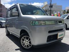 沖縄の中古車 ホンダ ザッツ 車両価格 29万円 リ済別 平成17年 9.8万K シルバー