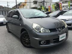 沖縄の中古車 日産 ウイングロード 車両価格 49万円 リ済別 平成22年 6.0万K グレーM