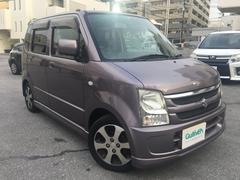 沖縄の中古車 スズキ ワゴンR 車両価格 39万円 リ済別 平成20年 6.1万K ワイン