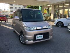 沖縄の中古車 ダイハツ タント 車両価格 39万円 リ済別 平成18年 5.8万K ピンク
