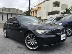 沖縄の中古車 BMW BMW 車両価格 39万円 リ済別 2007年 12.9万K ブラックM
