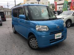 沖縄の中古車 ダイハツ タント 車両価格 49万円 リ済別 平成21年 7.6万K ブルー