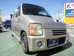 沖縄の中古車 マツダ AZワゴン 車両価格 ASK リ済込 平成9年 8.5万K ゴ−ルド