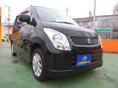 沖縄の中古車 スズキ ワゴンR 車両価格 29万円 リ済込 平成21年 15.1万K ブラックパール