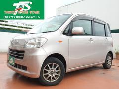 沖縄の中古車 ダイハツ タントエグゼ 車両価格 63万円 リ済込 平成22年 3.6万K ピンクM