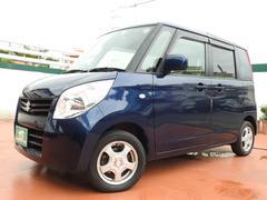 沖縄の中古車 スズキ パレット 車両価格 63万円 リ済込 平成20年 5.8万K ダークブルーM