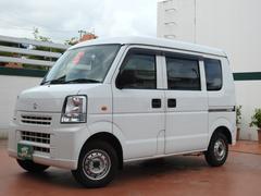 沖縄の中古車 スズキ エブリイ 車両価格 73万円 リ済込 平成25年 5.7万K ホワイト