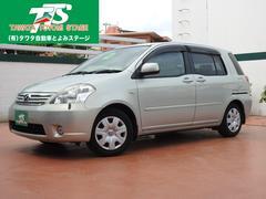 沖縄の中古車 トヨタ ラウム 車両価格 37万円 リ済込 平成19年 3.1万K LグリーンM