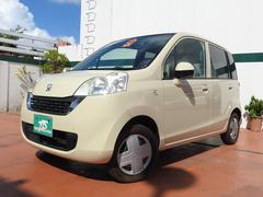 沖縄の中古車 ホンダ ライフ 車両価格 49万円 リ済込 平成21年 5.9万K ベージュホワイト