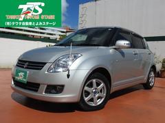 沖縄の中古車 スズキ スイフト 車両価格 53万円 リ済込 平成21年 2.2万K シルバーM