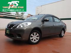 沖縄の中古車 日産 ラティオ 車両価格 67万円 リ済込 平成25年 3.3万K ゴールドM
