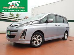 沖縄の中古車 マツダ ビアンテ 車両価格 77万円 リ済込 平成21年 8.8万K シルバーM