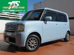 沖縄の中古車 ダイハツ ムーヴコンテ 車両価格 53万円 リ済込 平成20年 6.3万K ライトブルーM