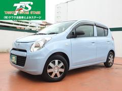 沖縄の中古車 スズキ アルトエコ 車両価格 56万円 リ済込 平成24年 6.6万K ライトブルーM