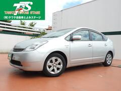 沖縄の中古車 トヨタ プリウス 車両価格 76万円 リ済込 平成21年 5.9万K シルバーM