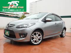 沖縄の中古車 マツダ デミオ 車両価格 63万円 リ済込 平成22年 5.0万K グレーM