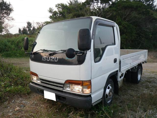 いすゞ エルフトラック  (車検整備付)