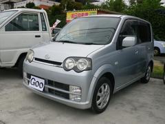 沖縄の中古車 ダイハツ ムーヴ 車両価格 18万円 リ済込 平成16年 12.7万K シルバー